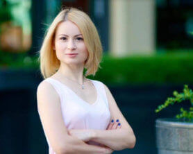 Ольга Крамаренко, студент WSE Россия